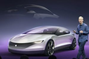Apple to produce cars by 2024