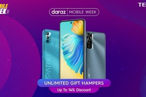 TECNO brings exciting discount offers on Daraz Mobile Week 2021