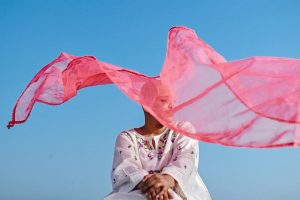 Rethinking the Dupatta: Ali Xeeshan, GENERATION and Asma Nabeel present THE VEIL OF CARE / Parday Mein Parwah