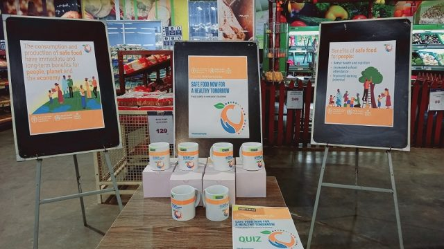 Metro Pakistan Marks World Food Safety day