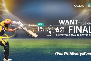 OPPO – The reason you will remember PSL 2021 for decades to come