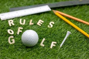 Rules of golf - learn about the most important of them