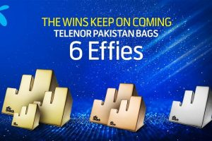 Telenor Pakistan collects accolades for positive change