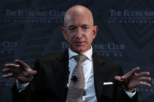 Jeff Bezos resigns from Amazon