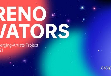 OPPO Launches Renovators 2021 Emerging Artists Project, Lighting Up the Creative Dreams of the Youth Worldwide