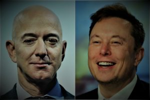 Big shock to Jeff Bezos, the US government backed Elon Musk