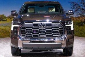 Toyota Tundra 2022 Revealed