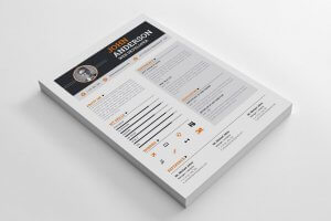 How to write a professional CV for your first job?