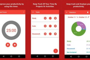 Useful applications for time management