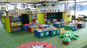 Find out what benefits children libraries can offer!